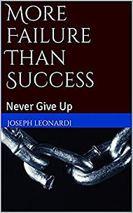 More Failure Than Success by Joe Leonardi
