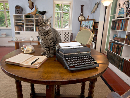 The Hemingway Home - A Must See For Any Writer