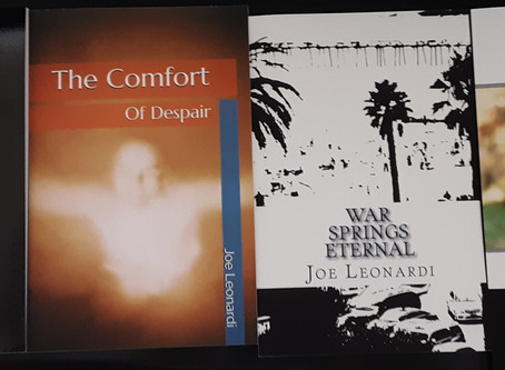 The Four Novellas Of The Damaged and Broken Collection – Get Yours Today