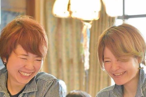 伊佐 & Misako 道具ディスカッション