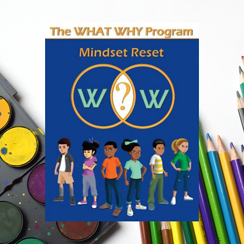 WHAT WHY Mindset Reset Program Curriculum