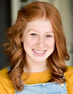 Claire Olson is a premier actor with Monarch Talent Agency