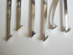 Конфигурации ножей