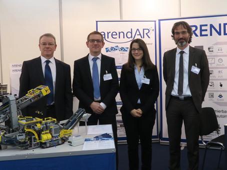 Die Arend Prozessautomation GmbH auf der SPS IPC DRIVES 2016 in Nürnberg