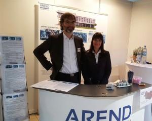 Die Arend Prozessautomation GmbH auf der Firmenkontaktmesse Trier