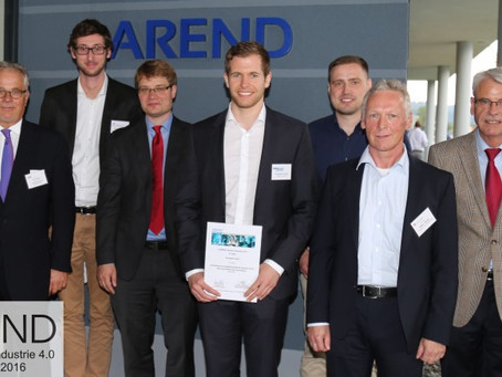 1. Arend Symposium zum Thema Industrie 4.0