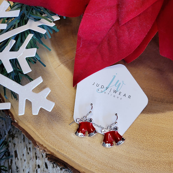 Jingle Bell Earrings