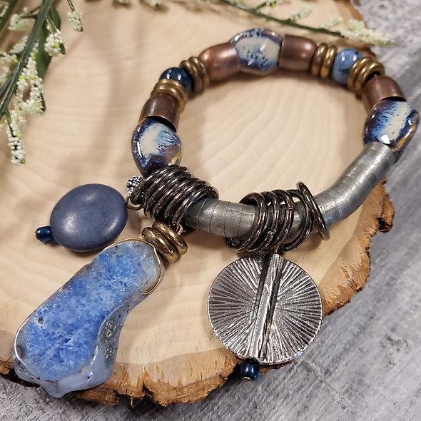 Treska Collections Big Sky Elastic Bracelet
