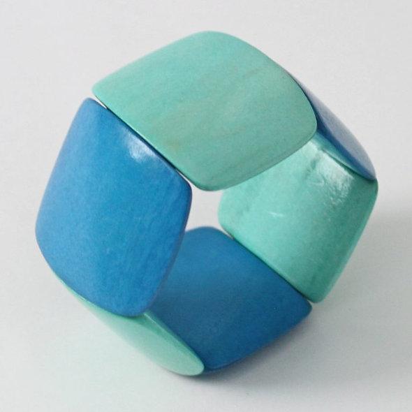 Ocean Oli Wooden Bracelet