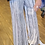 Thumbnail: Prairie Cotton Wide Leg Striped Pants