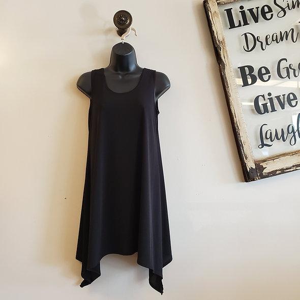 Vejaiz Designs Long Asymmetrical Tunic