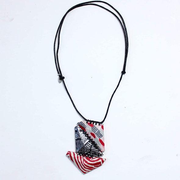 Arrow Geneva Pendant Necklace