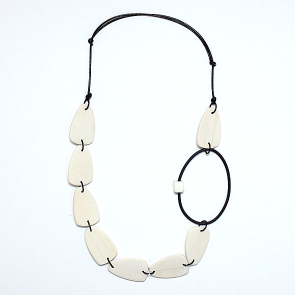 Ivory Alexandria Necklace