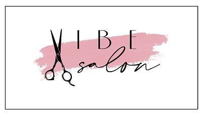 Vibe Salon Cards Front