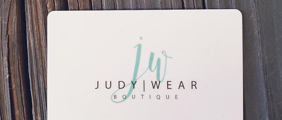 Judy Wear Gift Card