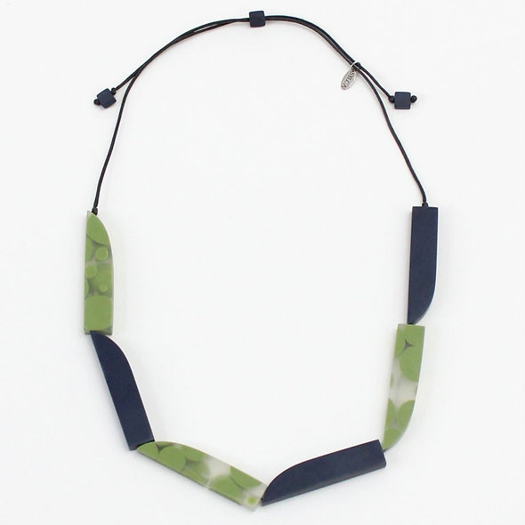Green Night-Out Necklace