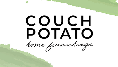 Couch Potato Business Card Front