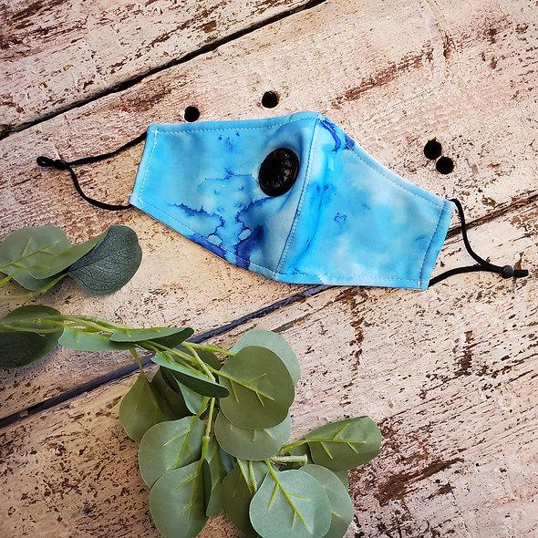 Watercolor Lovin' Mask