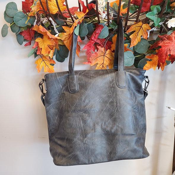 Terri Traveler Zip Tote Handbag