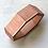 Thumbnail: Blush Geometric Amelia Bracelet by Sylca