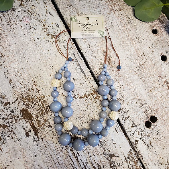 Tagua Lucy Necklace