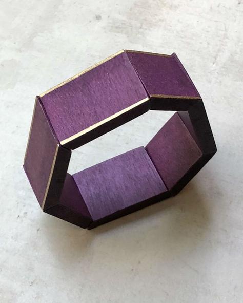 Geometric Amelia Bracelet