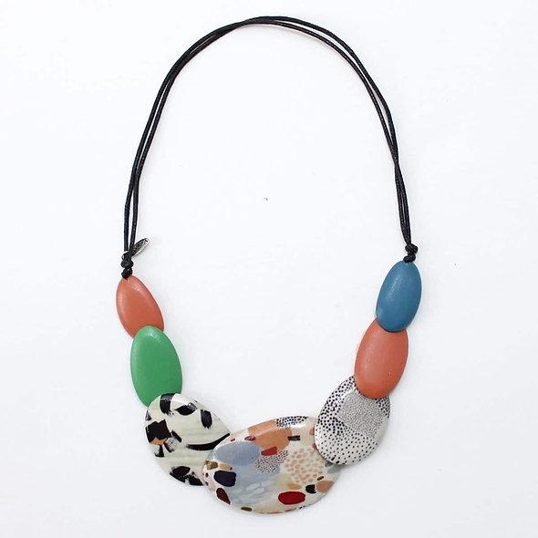 Multicolor Fallon Necklace