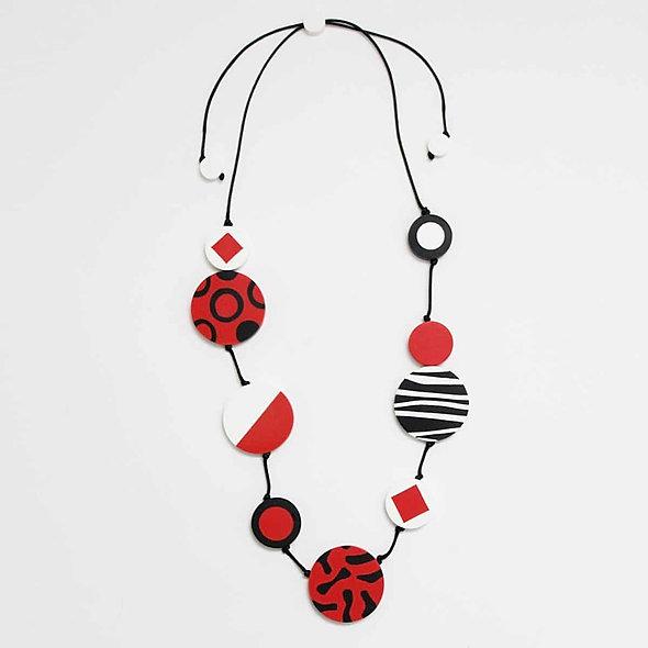 Round Stella Necklace