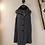 Thumbnail: Yushi Ruched Collar Button Down Sleeveless Top