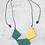 Thumbnail: Sylca Angeline Pendant Necklace