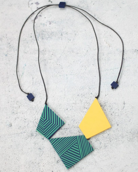 Sylca Angeline Pendant Necklace