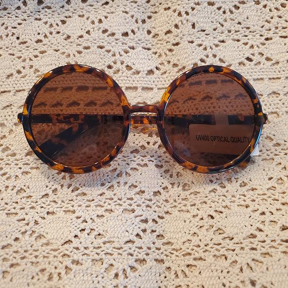 """""""Future So Bright"""" Round Sunglasses"""