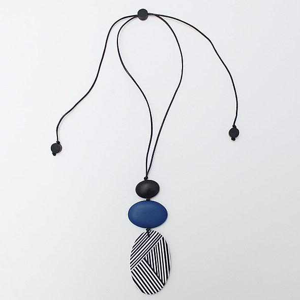 Blue Aspen Pendant