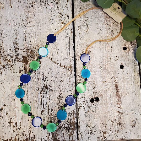 Tagua Betsy Necklace