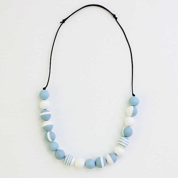 Light Blue Leora Necklace