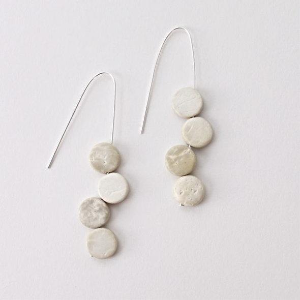 Bleach Eva Dangle Earrings