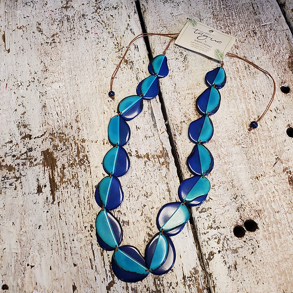 Tagua Taylor Necklace