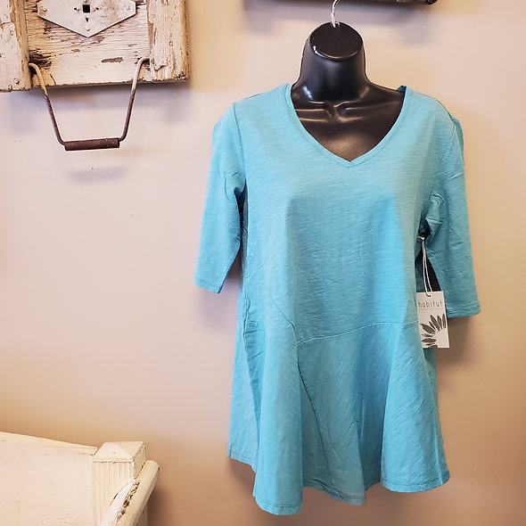 Habitat Oasis V-Neck Tunic Top