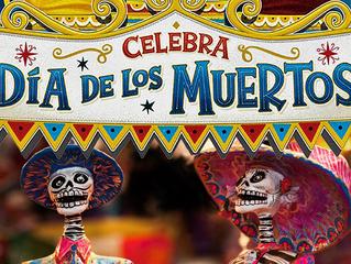 EL GRAN DIA DE LOS MUERTOS! Day of the Dead Celebration