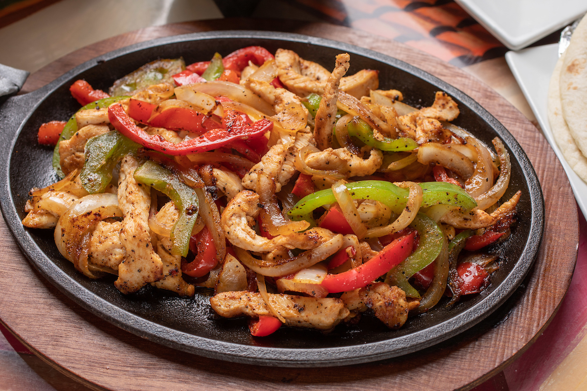 Fajitas Chicken