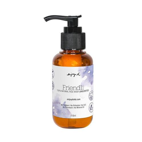 Friendli | Calendula Facial Cleanser 118ml