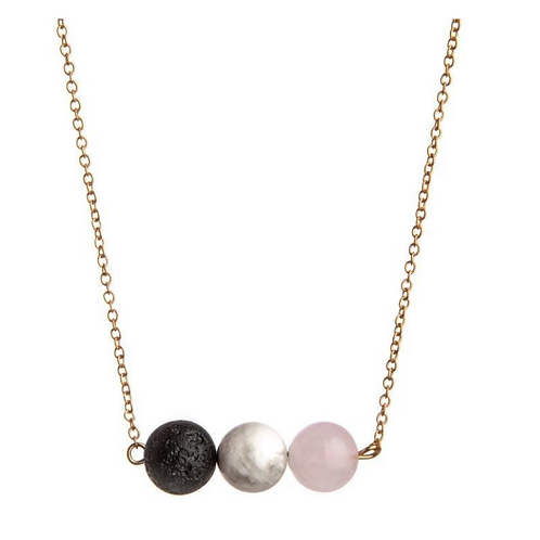 Diffuser Necklace - Triple