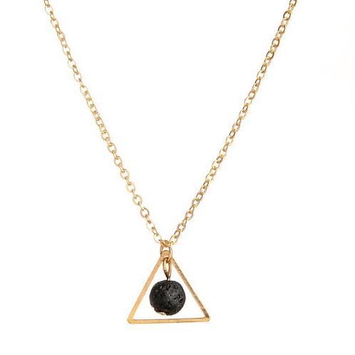 Diffuser Necklace Triangle