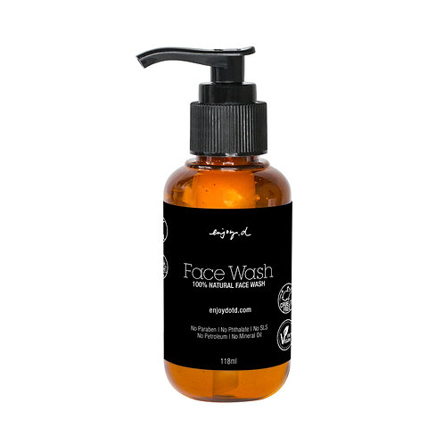 Face Wash | For men (oily) 118ml