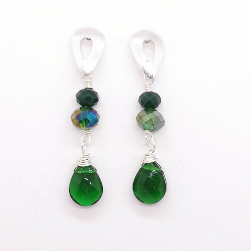 AROS LINEAL VERDE INTENSO