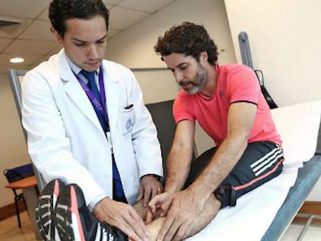 Medicina Deportiva.... ¿es sólo traumatología?