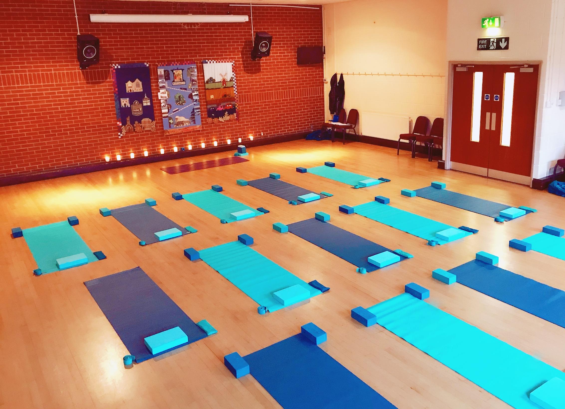 Restore & More Yoga Class