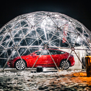 Tesla Model 3 Launch Event