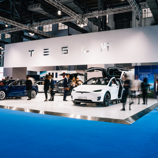 Barcelona Motor Show 2019 - Tesla