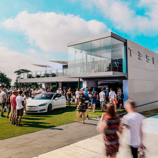 Goodwood Festival of Speed 2018 - Tesla